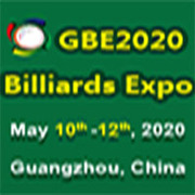 The 14th Guangzhou International Billiards Exhibition (GBE2020)