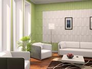 3D- стеновые панели