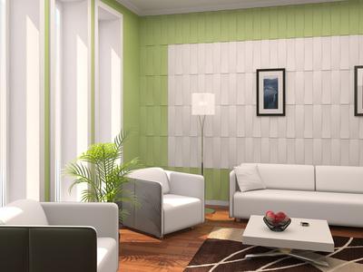 3D- стеновые панели  - main