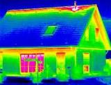 Тепловизионное обследование загородного дома